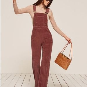 7913f1f889d Reformation Rodeo Overalls
